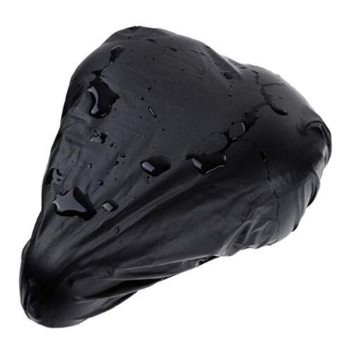 Bike Seat Cover Saddle Bicycle Extra Comfort Padding Soft Ge