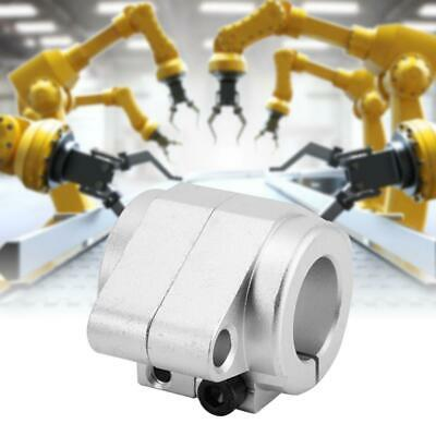 4 Pcs Shf20 Linear Rod Rail Shaft Support High Strength Aluminum Alloy New
