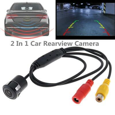 Car Rear View Backup Camera With IR Night Vision Full HD 170° security Rev
