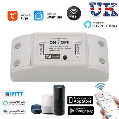 Smart WIFI Plug Socket Power Switch APP Remote Control Timer Home Amazon Alexa