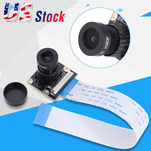 1080P Camera Module Board 5MP 160° Fish Eye + IR Night Visi
