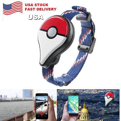 USA Pokemon Nintendo Go Plus Bluetooth Wristband Bracelet Watch Game Accessory](Go Plus)