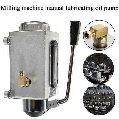 Y-8 Lubricating Manual Pump Hand Lubrication Oil Pump Application Milling 0.5l