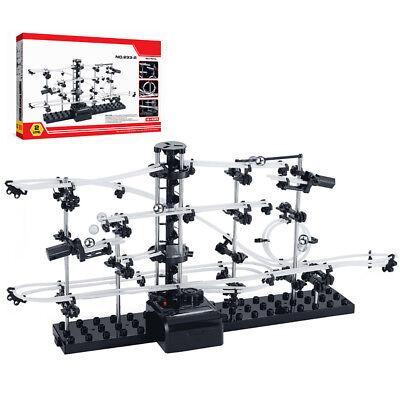 Level 2 - Space Rail, Building Kit, Roller Coaster Toys, Spacewarp, Marble run (Marble Toys)