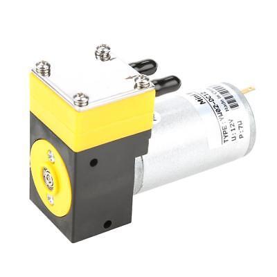 12v Electric Dc Motor Micro Diaphragm Vacuum Self Priming Water Pump 0.4-1lmin