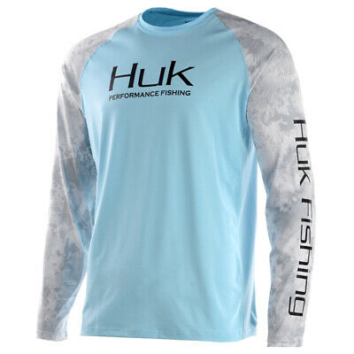 Ice Blue Color (Huk Double Header, Color: Ice Blue)