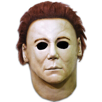 Authentic Halloween Masks (Authentic HALLOWEEN 7 H20 Michael Myers Halloween Mask)