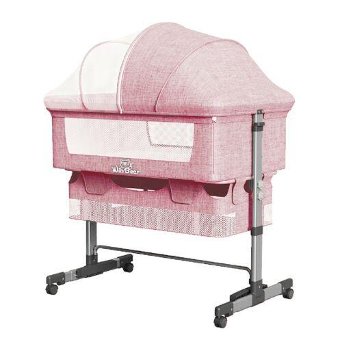 Baby Bassinet Bed Side Sleeper Infant Sleeper Crib Portable Crib Detachable New