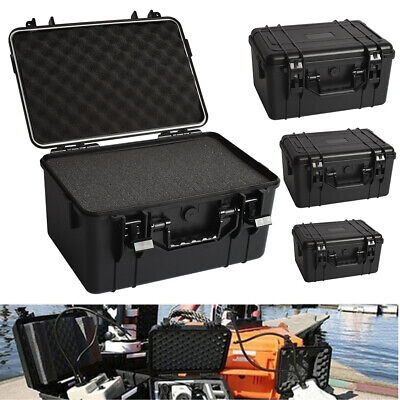Protective Equipment Hard Carry Case Plastic ABS Box Case Camera Travel w Handle