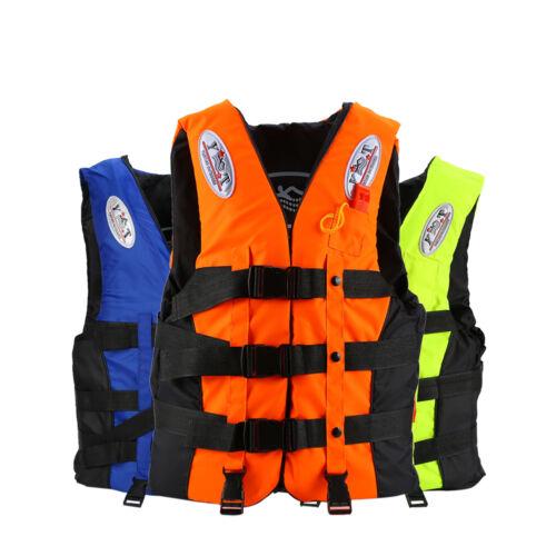 Rettungsweste Schwimmweste Schwimmhilfe Gr. S/M/L/XL/XXL Kinder Erwachsene NI 09