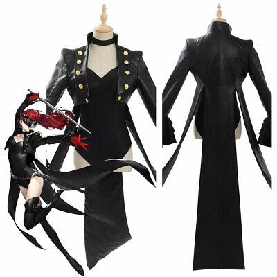 Persona 5 The Royal Kasumi Yoshizawa Cosplay Costume Joker Suit Outfit Jacket