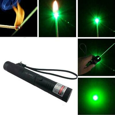 Powerful Green Laser Pointer Pen Beam Light 5mw 532nm Professional Laser