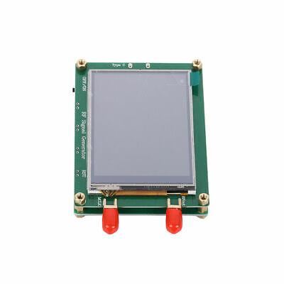 Adf4351 35m-4.4g Rf Signal Generator Touchscreen Pll Sweep Frequency Generator