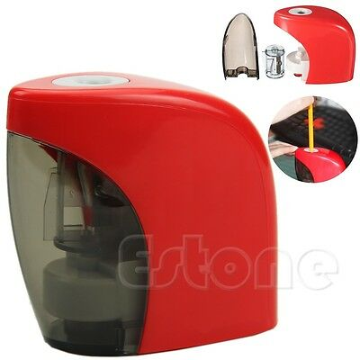 New Automatic Home School Office Desktop Electric Touch Switch Pencil Sharpener