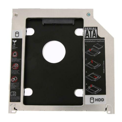 2.5 inch 7mm 9.5mm sata hdd ssd hard drive caddy beugel voor