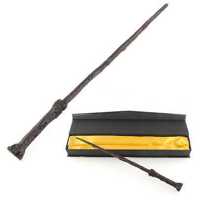 Harry Potter Holly Magical Wand Cosplay Replica In Box Fan Collection Us Stock