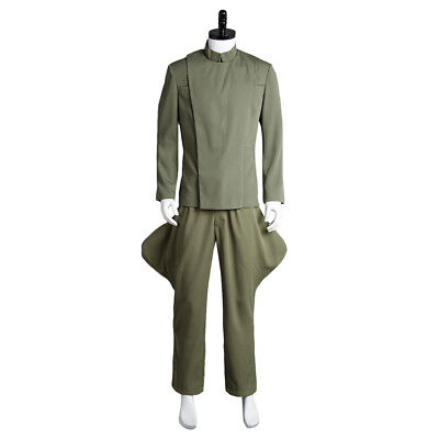 Star Wars Imperial Offizier Olivgrün Uniform Cosplay - Imperial Star Wars Kostüm