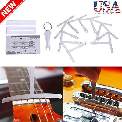 Guitar Parts & Accessories Inventive Hot-3pcs Guitar Fret Repairing Tool Set Stainless Steel Guitar Fretboard Fret Protector Fingerboard Guards Musical Instrument