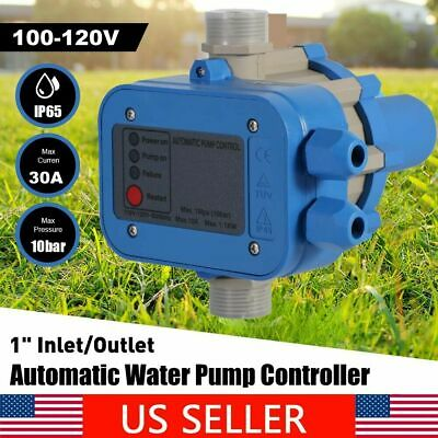 Automatic Electronic Switch Control Water Pump Pressure Controller Tools