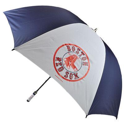 MLB Boston Red Sox Fiberglass Shaft Umbrella 62