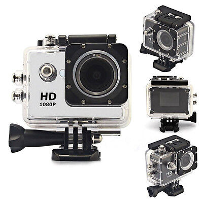 """SJ4000 2"""" 1080P Full HD Sport DV Waterproof Action Camera Camcorder with Mounts"""
