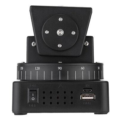 Zifon YT-260 Remote Control Motorized Pan Tilt Head for Extreme Camera ED