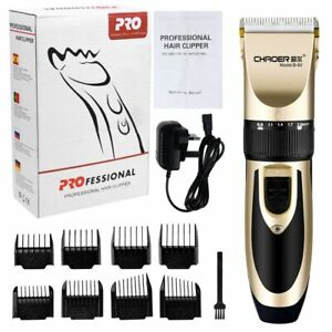 Electric Hair Clippers Men's Trimmers Cutting Machine Cordless Beard Shavers