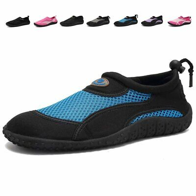 CIOR Unisex Aqua Shoes Quick Drying Water Sports Shoes, Size US Women's 7.5