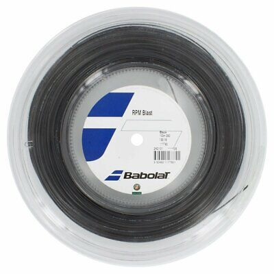 New Babolat RPM Blast 16ga tennis string reel, 660 ft ,blk, France original for sale  Miami