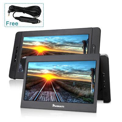 "10.1"" Portable DVD/CD/VCD/Mp3 Player +TFT LCD Car Headrest Screen Monitor USB SD"