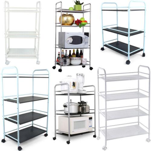 k chenwagen k chenregal k che rollwagen friseurwagen kosmetikwagen ger tewagen ebay. Black Bedroom Furniture Sets. Home Design Ideas