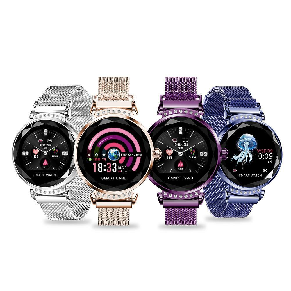 H2 Smart Bracelet Waterproof Smartwatch Heart Rate Monitor F