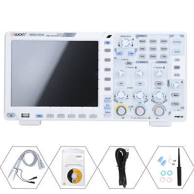 Oscilloscope 21 Channel 8 Lcd Digital Oscilloscopes 1gss 100mhz Bandwidth