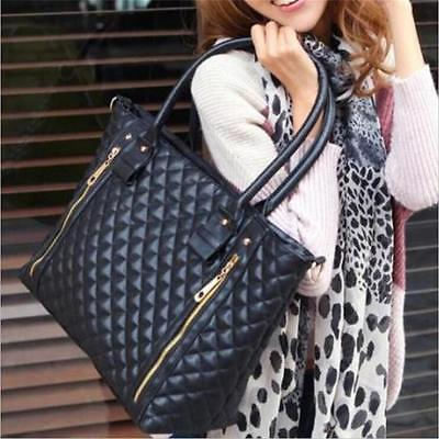 New Women Handbag Shoulder Bags Tote Purse PU Leather Women Messenger Hobo Bag