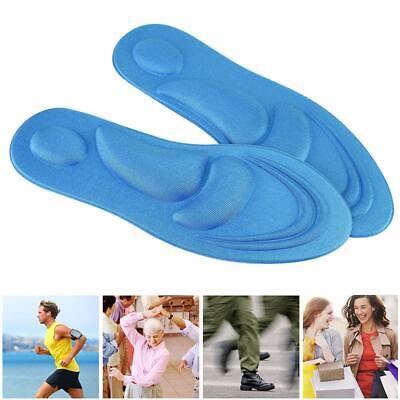 Super Comfort Einlegesohlen (Super Memory Foam Orthotic Arch Insert Insoles Shoe Pads Cushion Sport Comfort)