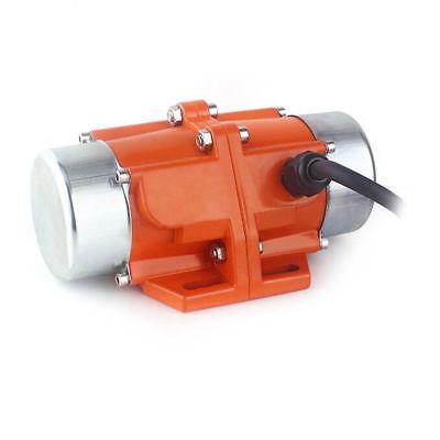 Brand New 110v 100w Aluminum Alloy Vibrating Vibrator Motor 3600rpm