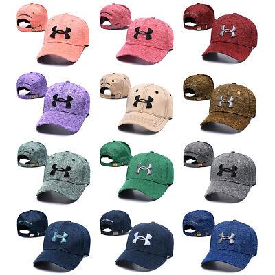 Under Armour Comfy Fit Golf Baseball Cap Embroidered Unisex Women Men Sun Hat