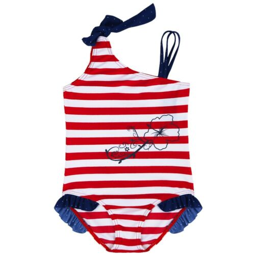 4b4843c81c85a Girls Kids Tankini Set Swimwear Bikini Skirt Swimsuit Swimming Costume Age  2-14Y