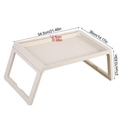 Frühstückstablett Betttablett Serviertablett Klappbetttisch Laptoptisch PC Tisch - Bett-tablett
