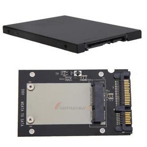 Metal External mSATA SSD to 2.5
