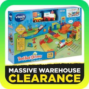Vtech Baby Toot-Toot Drivers Train Station RRP $89 Tullamarine Hume Area Preview