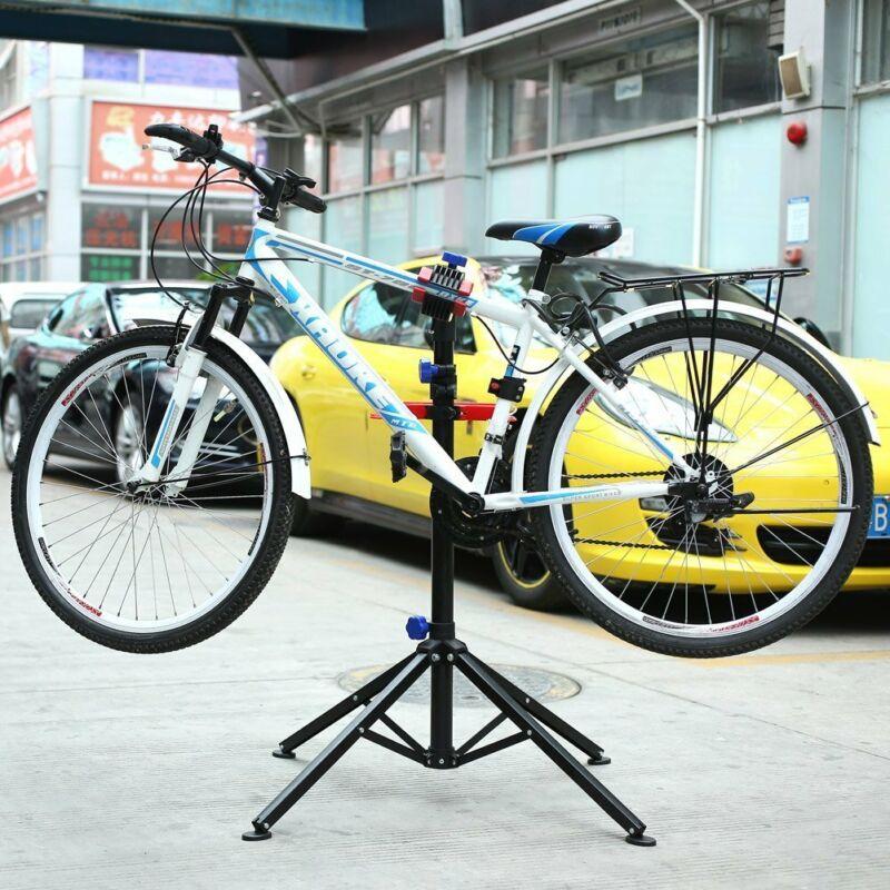 HD Steel Bike Bicycle Maintenance Mechanic Repair Tool Rack Work Stand  NEW
