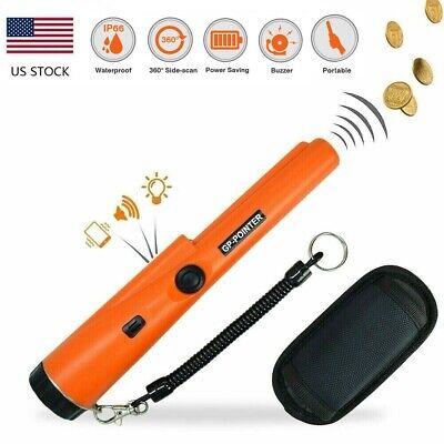 Gold Professional Arrow (Waterproof Metal Detector Pro Pinpointer GP-Pointer Probe Sensitive Gold Hunter )