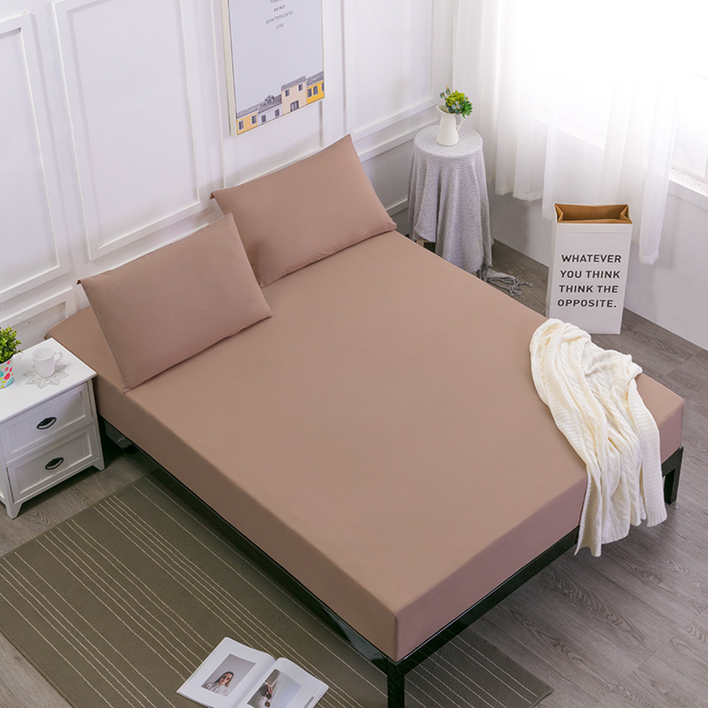 Machine Washable Waterproof Mattress Cover Protector Bed