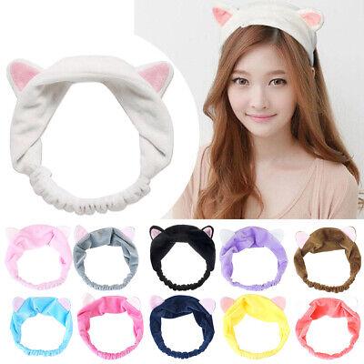 sicht waschen Duschmaske Haarband Haarband Kosmetik  (Katze, Gesichts-make-up)