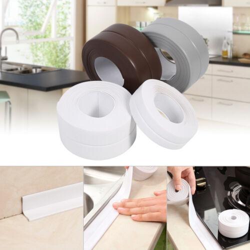 Bath Wall Sealing Strip Self Adhesive Kitchen Caulk Tape Bath Sink