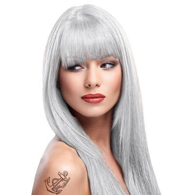 La Riche Directions White Vivid Colour Semi-Permanent Hair Dye 88ml for sale  Shipping to Ireland