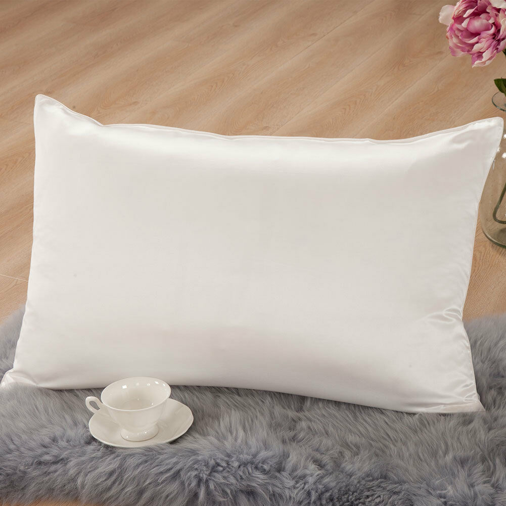 Silk Pillowcase 100 Mulberry Silk Pillow Case Cover Sham