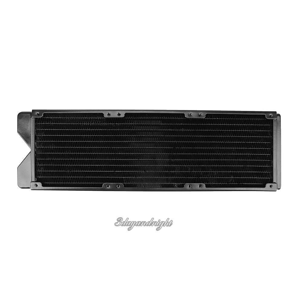 360mm Full Copper Water Heat Exchanger Water Cooling Compute