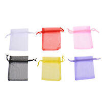 50x Fashion Wholesale Bulk Lots Organza Voile Jewelry Gift Favor Candy Bag Pouch - unbranded - ebay.co.uk